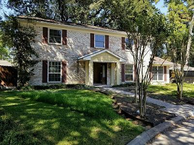 Houston Single Family Home For Sale: 1014 Lehman Street