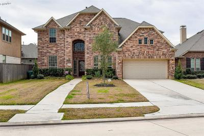 Sugar land Single Family Home For Sale: 5010 Bloomfield Pass Court