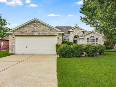 League City Single Family Home For Sale: 812 Oak Estates Court