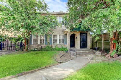 Houston Multi Family Home For Sale: 1805 Branard Street