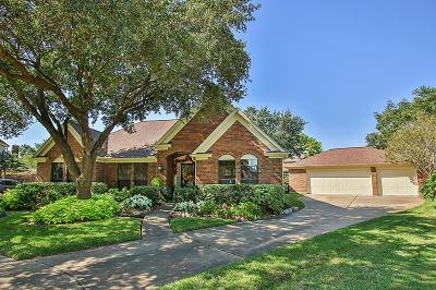 Houston Single Family Home For Sale: 17907 Lone River