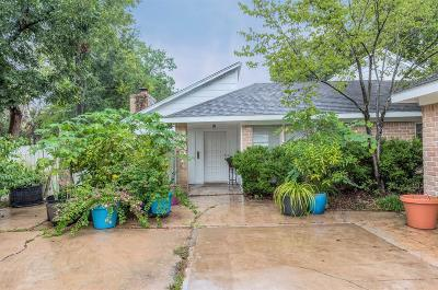 Bellaire Single Family Home For Sale: 6307 S Rice Avenue