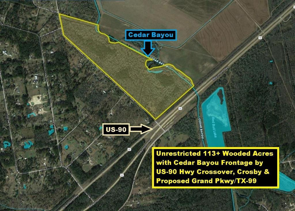 Map Of Crosby Tx 77532.20206 Shady Lane Crosby Tx Mls 60307890 Jennifer Hunter 832