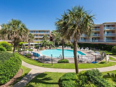 Galveston Condo/Townhouse For Sale: 6300 Seawall Boulevard #9318