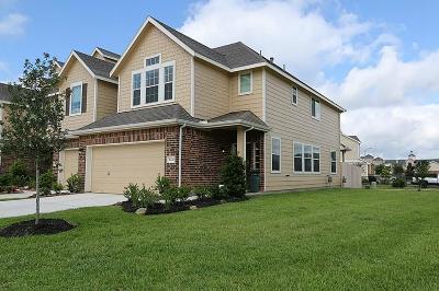 Houston Condo/Townhouse For Sale: 8343 Lamond Lane