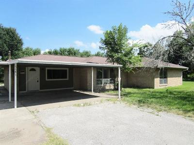 Baytown Single Family Home For Sale: 6841 Fm 1942 Road