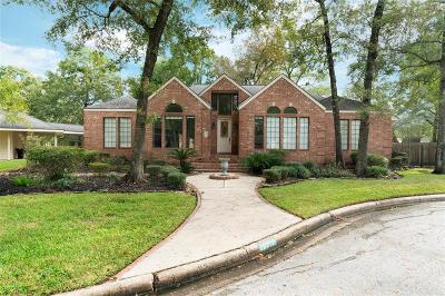 Crosby Single Family Home For Sale: 16310 Davy Jones Court