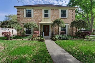 Cypress Single Family Home For Sale: 13010 Tall Forest Drive
