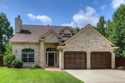 Single Family Home For Sale: 7503 Revelwood Drive