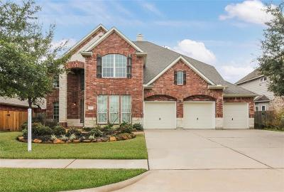 Summerwood Single Family Home For Sale: 13606 Sand Mountain Lane