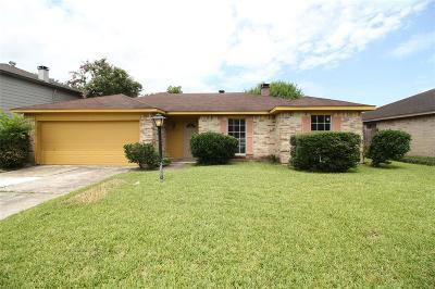 Missouri City Single Family Home For Sale: 15811 Pinwood Drive
