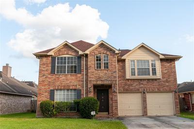 Houston TX Single Family Home For Sale: $194,999