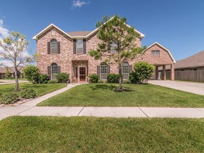 League City Single Family Home For Sale: 2311 Bullhead Drive