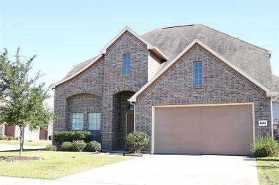 Katy Single Family Home For Sale: 4603 Windmont Drive