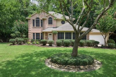 Alvin Single Family Home For Sale: 5138 Riverview