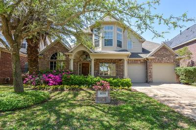 Sugar Land Single Family Home For Sale: 5214 Weatherstone Circle