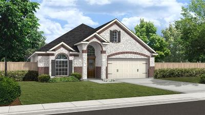 Katy TX Single Family Home For Sale: $276,490