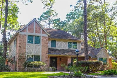 Houston Single Family Home For Sale: 13303 Balmore Circle