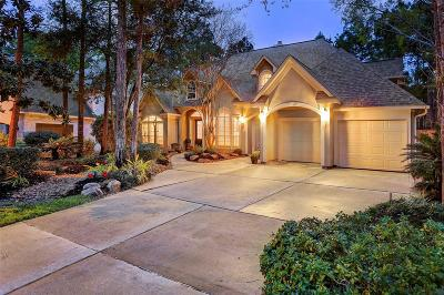 The Woodlands Single Family Home For Sale: 22 Cypress Lake Place