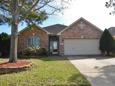 Katy Single Family Home For Sale: 1611 Maryvale Drive