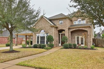 Single Family Home For Sale: 17107 Country Brook Lane