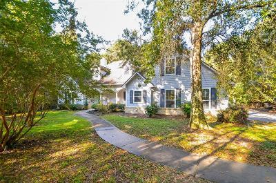 Conroe Single Family Home For Sale: 11224 Kentucky Oaks Drive