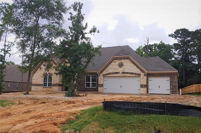 Magnolia Single Family Home For Sale: 130 Magnolia Reserve Loop