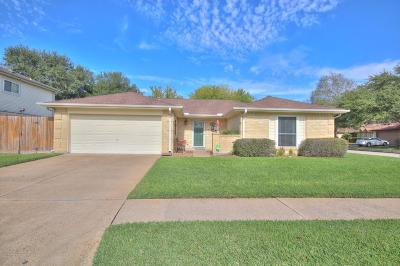 Pearland Single Family Home For Sale: 3039 Becket Street