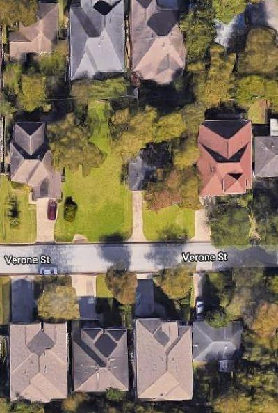 Bellaire Residential Lots & Land For Sale: 4316 Verone Street