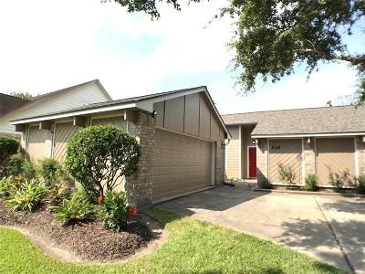 League City Single Family Home For Sale: 339 Forest Hills Dr