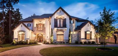 Spring Single Family Home For Sale: 7615 Kalebs Pond Court