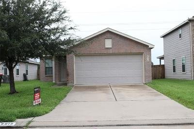 Cypress Single Family Home For Sale: 8018 Yaupon View Drive
