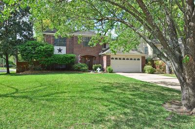 Kingwood TX Single Family Home For Sale: $209,000