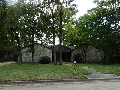 Conroe Single Family Home For Sale: 122 Maple Street