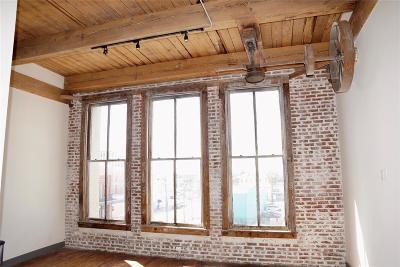 Galveston County Rental For Rent: 2400 Mechanic Street #302