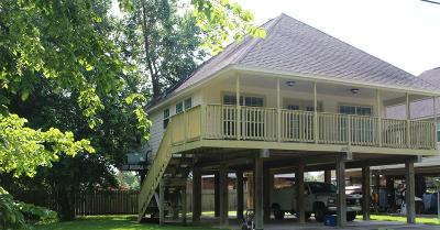 Kemah Single Family Home For Sale: 329 Lakeside Drive
