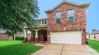 League City Single Family Home For Sale: 2536 Sandvalley Way