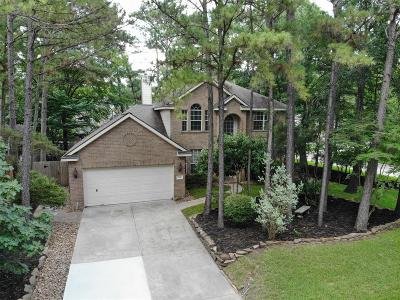 The Woodlands Single Family Home For Sale: 139 W Stockbridge Landing Circle