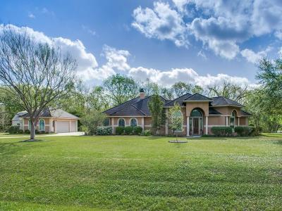 Missouri City Single Family Home For Sale: 707 Oyster Shell Court