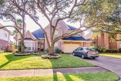 Katy TX Single Family Home For Sale: $324,900
