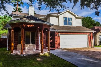 Humble Single Family Home For Sale: 3011 Quail Run Drive