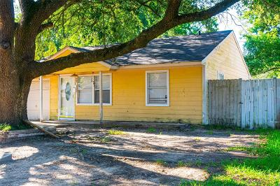South Houston Single Family Home For Sale: 907 Longley Street