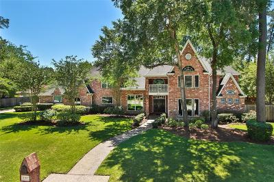 Houston Single Family Home For Sale: 3107 Rustling Moss Drive