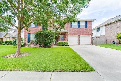Friendswood Single Family Home For Sale: 15838 Webelos Street