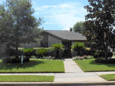 Fort Bend County Single Family Home For Sale: 11803 Brighton