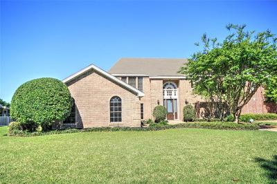 Houston Single Family Home For Sale: 7611 Virginia Water Lane