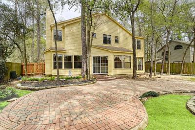 The Woodlands Single Family Home For Sale: 34 S Mossrock Road