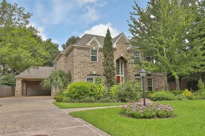 The Woodlands Single Family Home For Sale: 128 Golden Shadow Cir