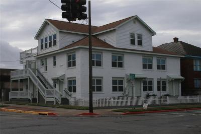 Galveston Rental For Rent: 2101 Bernardo De Galvez #7