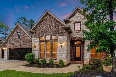 The Woodlands Single Family Home For Sale: 7 Valera Ridge Drive